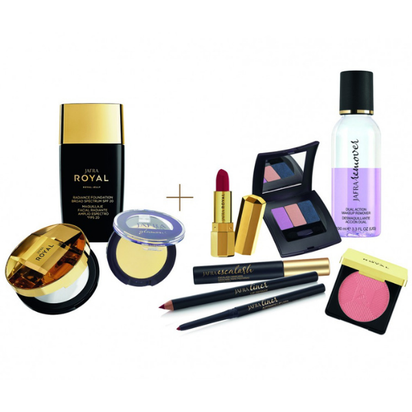 deluxe make-up set